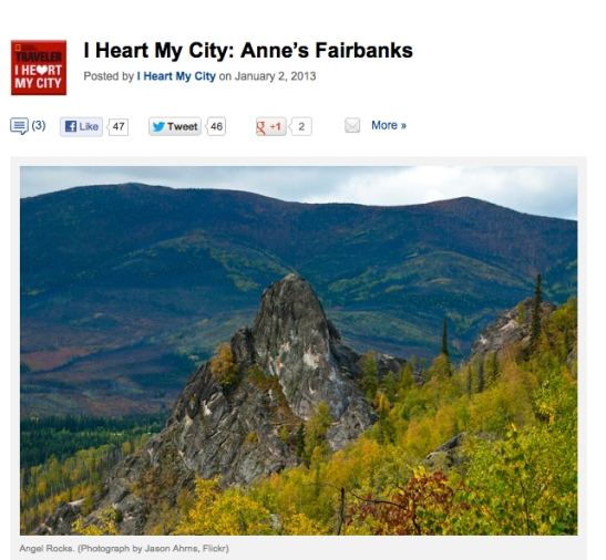 anne kristoff, fairbanks, natgeo